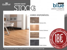 STOCK OFF | Parquet FAUS BLUE