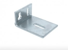 6003 | Adjustable support for sliding door track 50 mm