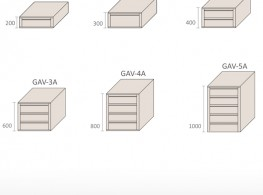 Drawers Module – Model A