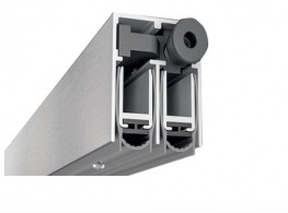 Acoustic and fire resisting door seal - Trend Mini Plus Double