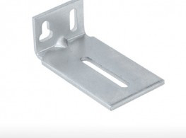 6006 | Adjustable support for sliding door track 70 mm