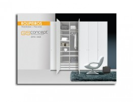 GS CONCEPT | Brochure Wardrobes and Accessories 2019