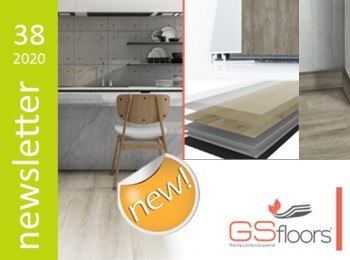 GOSIMAT | NEW SOLID CLICK XL FLOORING COMPLEMENTS!
